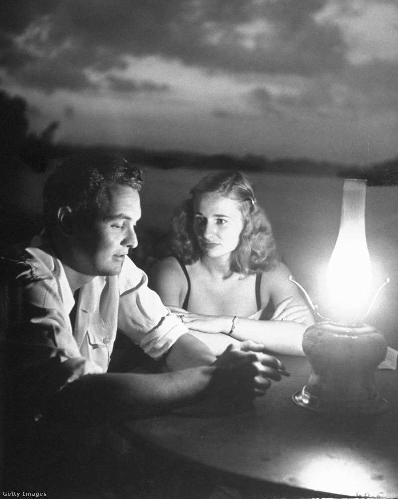 1947-ben egy Nina Leen nevű fotósnak az az ötlete támadt, hogy végigkíséri egy fiatal pár felkészülését az esküvőre