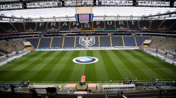 Frankfurt rendezheti a futball-BL összes hátralévő meccsét
