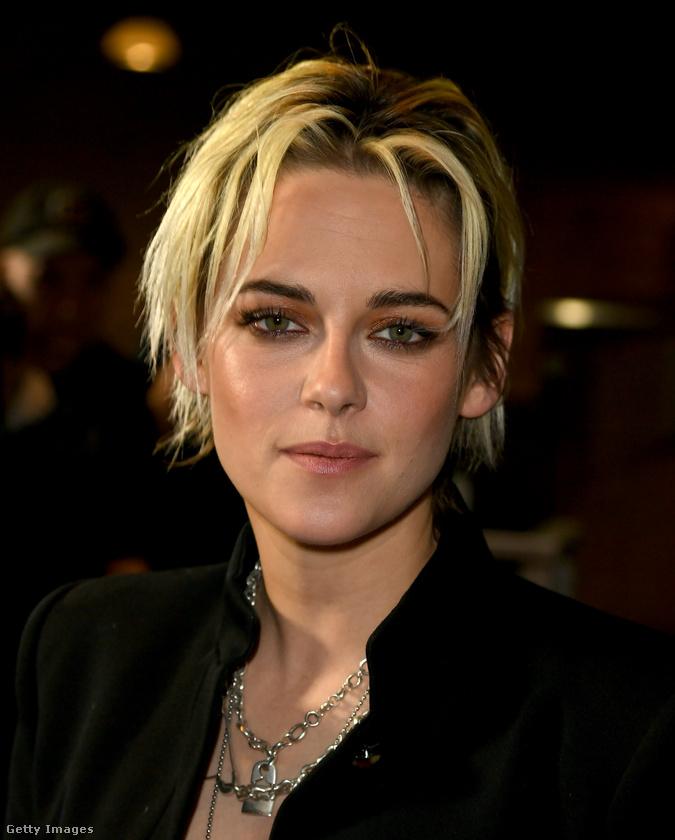 Jaymes,te vagy az?Igen, bár mi inkább Kristen Stewartként ismerjük a színésznőt.