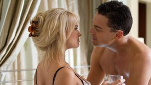 Ezeket a szerelmi jeleneteket nagyon kellemetlennek élték meg a színészek