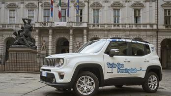 A Fiat is a városhatáron megtisztuló hibrid hajtással kísérletezik