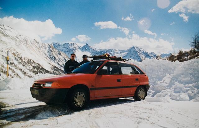 Valahol régen az Alpokban