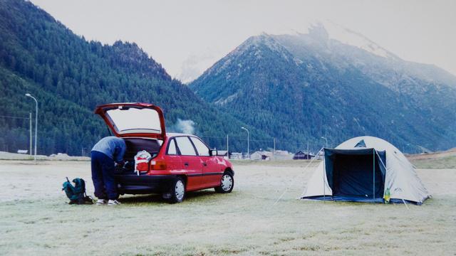 Egy Himalája-expedíción. Na jó, nem, ez csak Európa