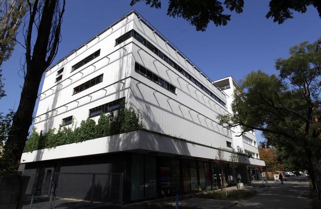 Pénteken adták át a régi FMH helyett épített új épületet