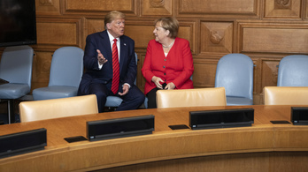 Putyin miatt nem akar Merkel Trumppal találkozni