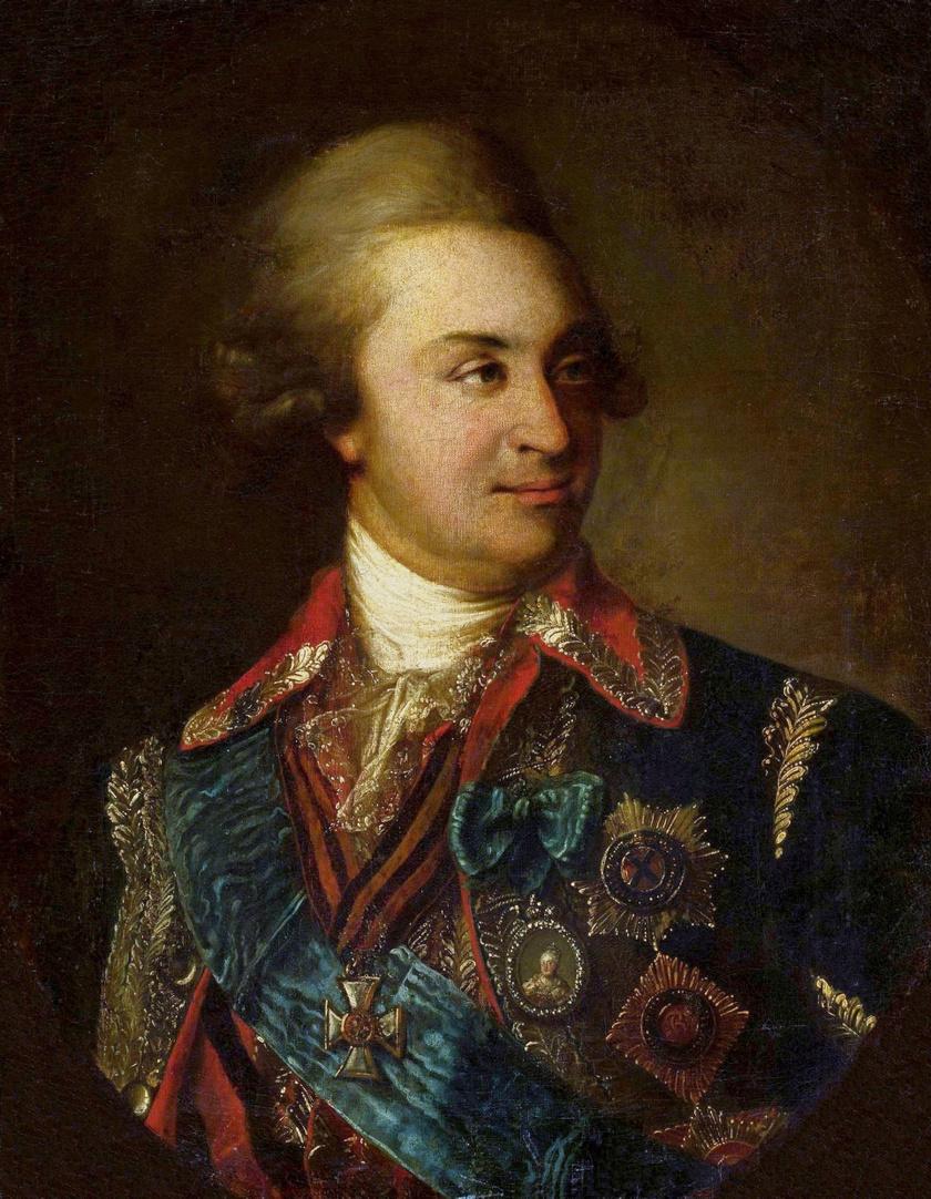 Grigorij Alekszandrovics Patyomkin