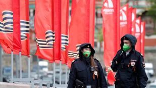 Ősz közepéig kötelező maradhat a maszkviselés Moszkvában