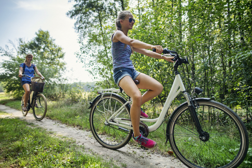 Nem véletlenül lett a legjobb kerékpárút az országban: az Által-ér völgyének szépsége semmihez sem fogható