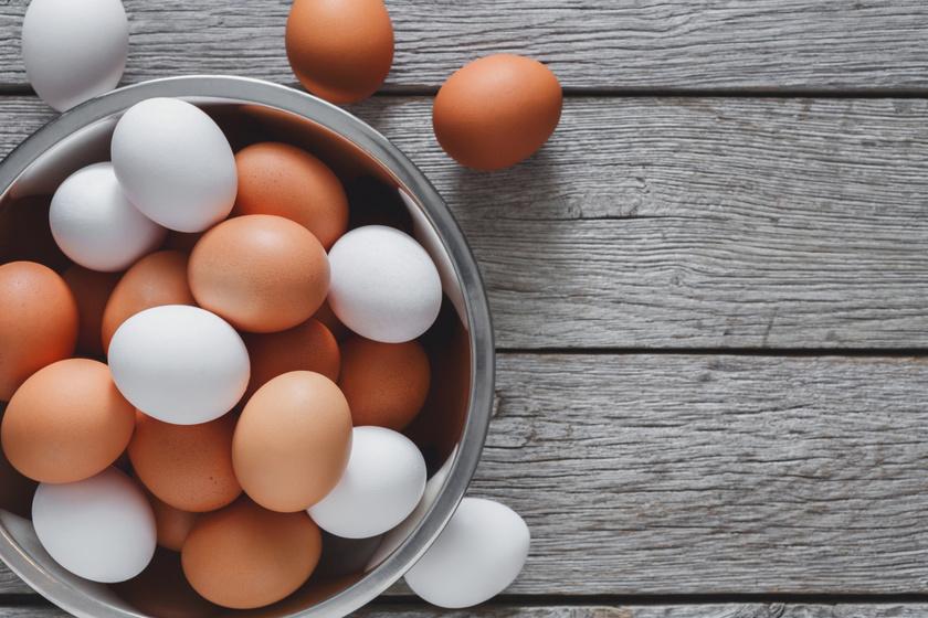Így kell helyesen lefagyasztani a tojást: nem veszik kárba, ha sok megmaradt