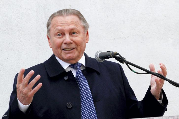 Rudolf Schuster Szlovákia korábbi elnöke