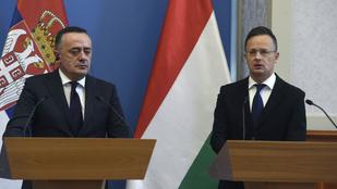 Szijjártó: 2021-től érkezhet gáz Szerbia felől