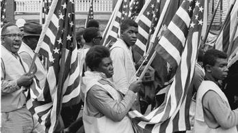 Sok évtizede nem élt át ehhez hasonlót Amerika