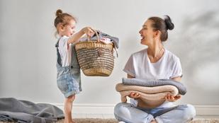 A gyerek és a házimunka: Te fizetnél érte? Szavazz!