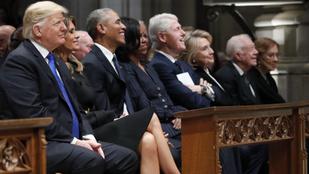 Obama, Bush és Clinton után Carter is elítélte a rasszizmust