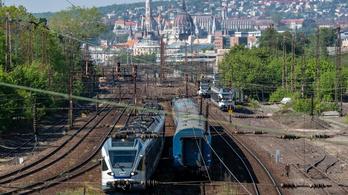 Vasúti alagút a Kelenföldi és a Nyugati pályaudvar között?