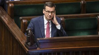 Saját kormánya ellen kezdeményezett bizalmi szavazást a lengyel miniszterelnök