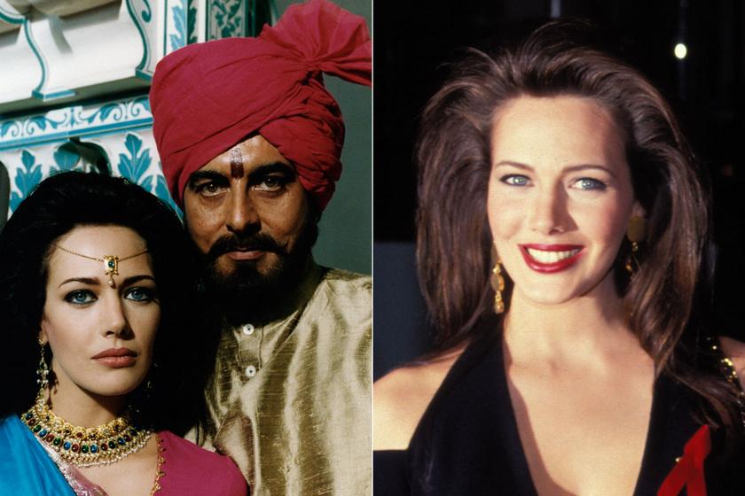 A maharadzsa lánya szépsége volt: plasztikai műtétjei után így fest Hunter Tylo