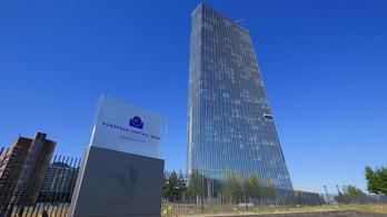 Még több pénzt borít a járványvédelmi sürgősségi programba az Európai Központi Bank