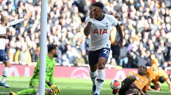 A Tottenham 200 millió fontot bukik, kölcsönt vesz fel