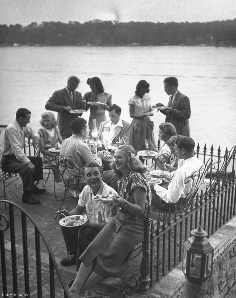 Piknik a családdal és a barátokkal