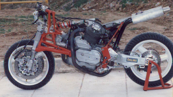 Szerelem: Lefas Ducati FSD I-1
