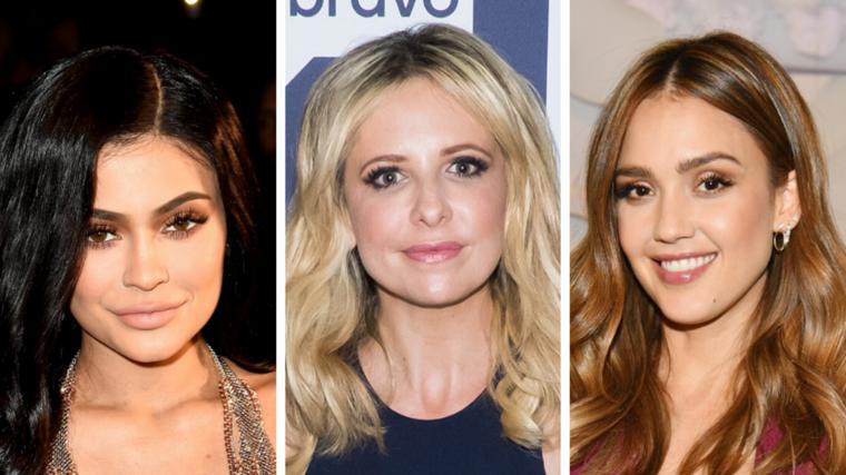Kylie Jenner, Sarah Michelle Gellar és Jessica Alba is sikeres cégeket vezetnek.