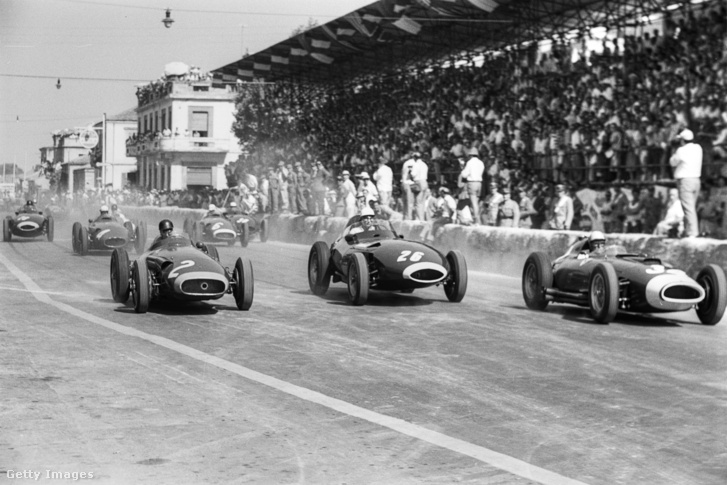 Pescara Grand Prix, 1957. augusztus 18.