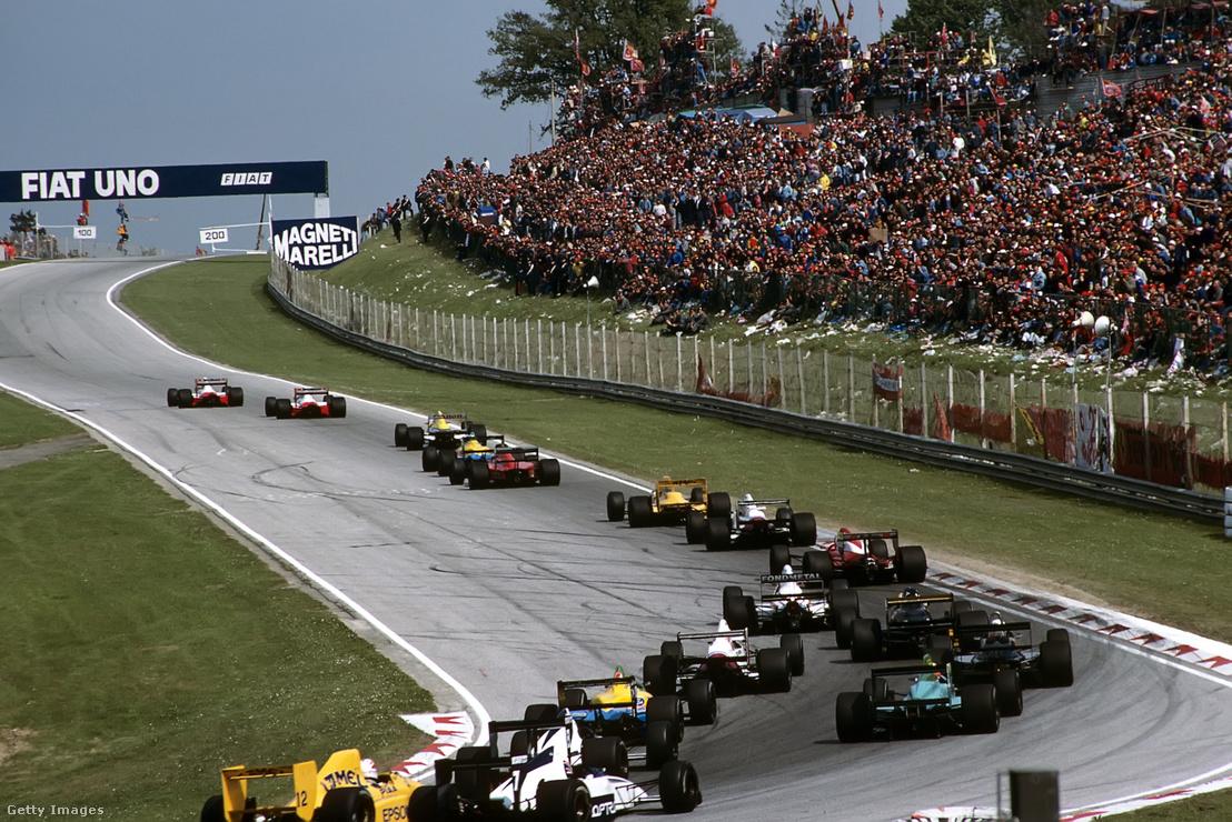 Imola Grand Prix 1989. április 23.
