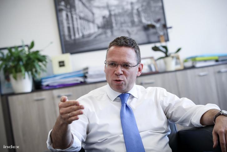 Fürjes Balázs, a Miniszterelnökség Budapest fejlesztéséért felelős államtitkára