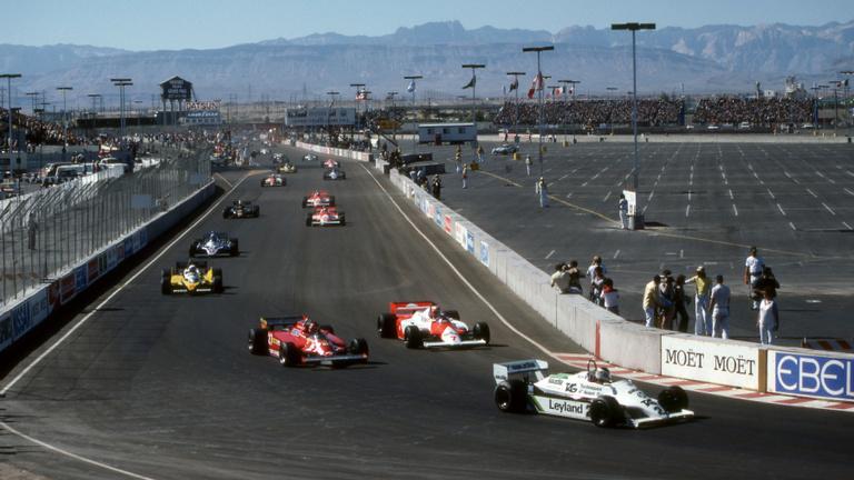 A parkolóba vitt F1-futamnál is volt furcsább