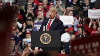Nincs csendes többség Trump mögött