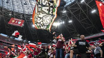 Megbüntették a Honvédot és a Mezőkövesdet a kupadöntő miatt