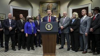 Trump tovább gyengíti a környezetvédelmi szabályokat