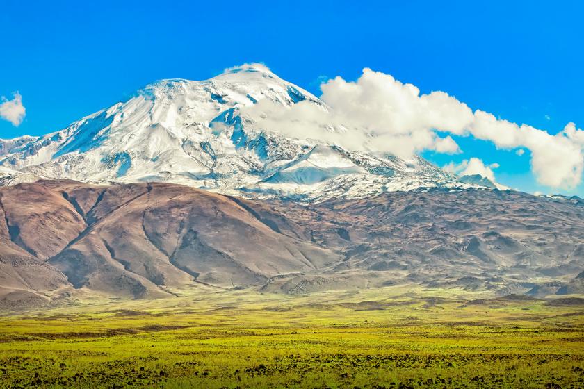 Így néz ki ma a hely, ahol megfeneklett Noé bárkája: az emberiség bölcsőjének tartják az Ararát hegyet