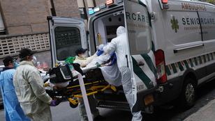 Soha nem terjedt még olyan gyorsan a koronavírus, mint most