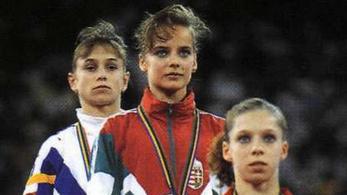 Két pompás ugrással nyerte meg Ónodi Henrietta az olimpiai aranyat