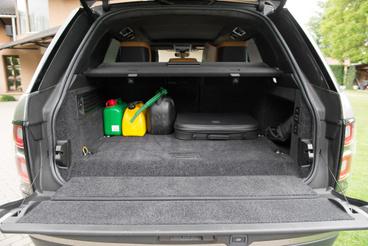 A 20 liter benzinnel fogyasztást mértünk
