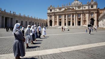 Vatikánban őrizetbe vettek egy brókert a londoni ingatlanbotrány miatt
