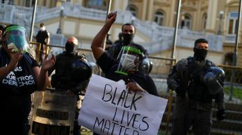 Betiltották a razziákat a riói nyomornegyedekben