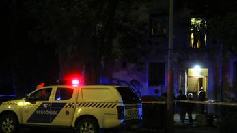 Elfogták a férfit, aki gumilövedékkel lőtt egy 72 éves nőre