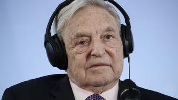 Soros szerint felháborító, hogy egyesek azt terjesztik, pénzeli az amerikai tüntetőket