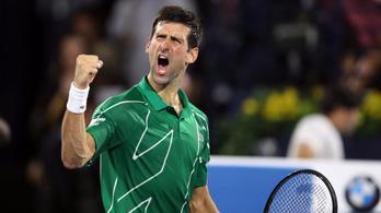 Kiborult az extrém járványügyi előírások miatt Djokovic