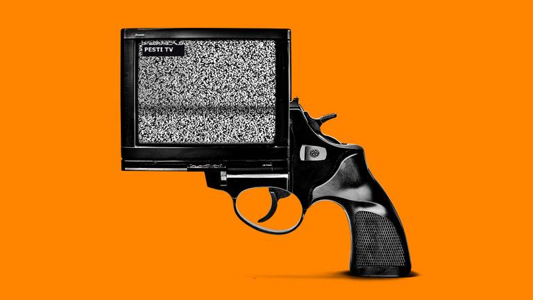Saját magával kezd el háborúzni a Fidesz médiája
