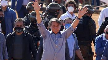 Brazília több hónapnyi adatot törölt a koronavírusos állami oldalról