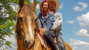 Lovas randikat szervez a Házasodna a gazda tavalyi versenyzője
