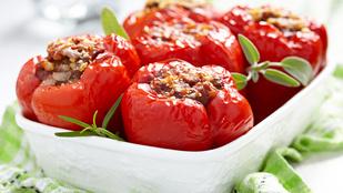 Ha szereted a csípős, fűszeres ízeket, próbáld ki a töltött paprikát mexikói változatban!