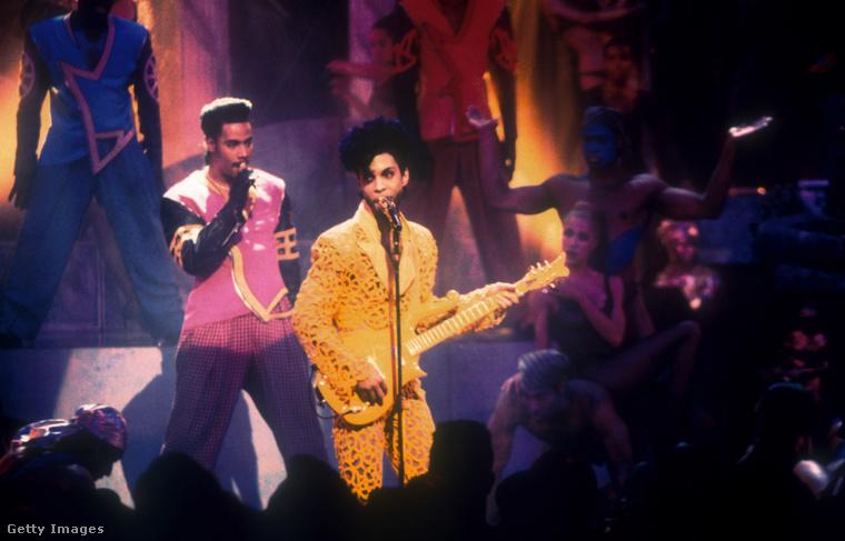 5. Sárgaruhás Prince