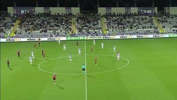 12 játékossal próbálkozott a Honvéd az Újpest ellen, nem jött be