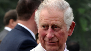Károly hercegnek hiányzik a családja, úgy megölelné már őket!