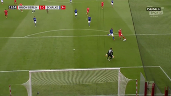Egy pontot ért a 60 méteres sprint a Bundesliga-újoncnak